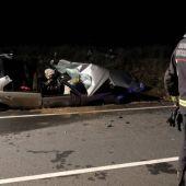 Accidente Salamanca