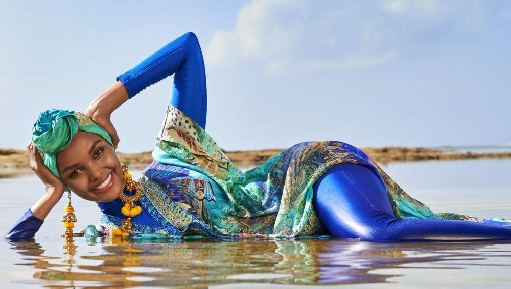 Halima Aden, portada de 'Sports Illustrated'