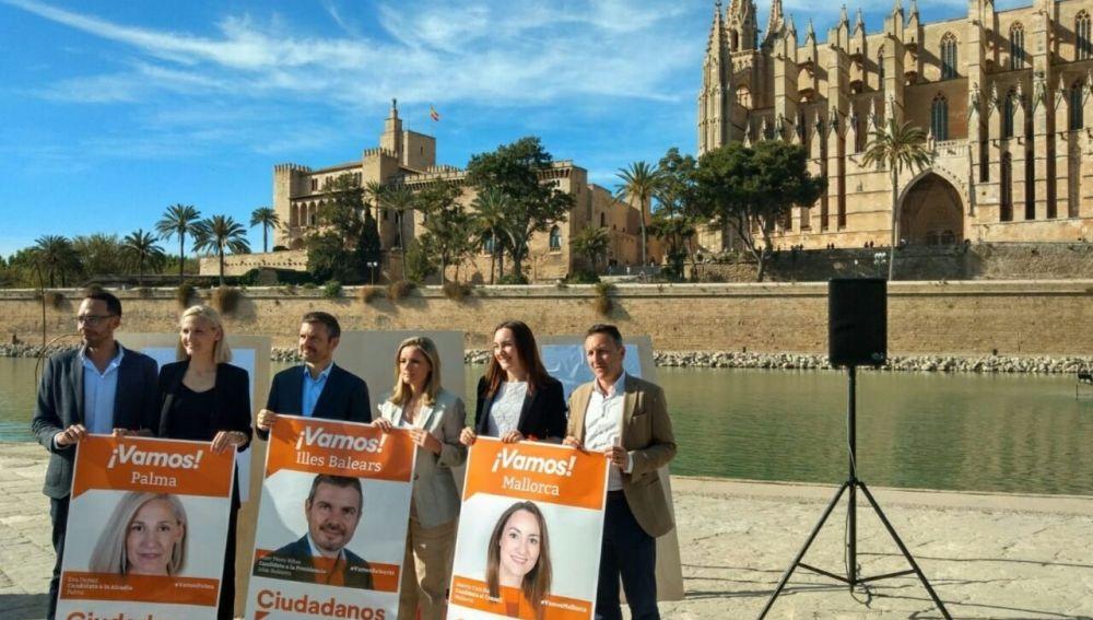 Candidatos de Ciudadanos