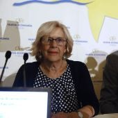 La alcaldesa de Madrid y candidata de Más Madrid al Ayuntamiento de capital