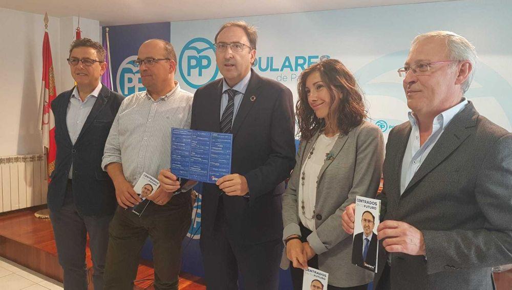 Candidatura al Ayuntamiento de Palencia