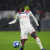 Ferland Mendy, jugador del Olympique de Lyon