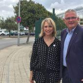 El candidato de El PI-Proposta per les Illes a la presidencia del Govern, Jaume Font.