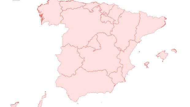 Mapa diario de campaña, portada a cinco