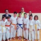 El Club Chazarra Elche se trajo seis medallas del Torneo de Primavera de Aspe.