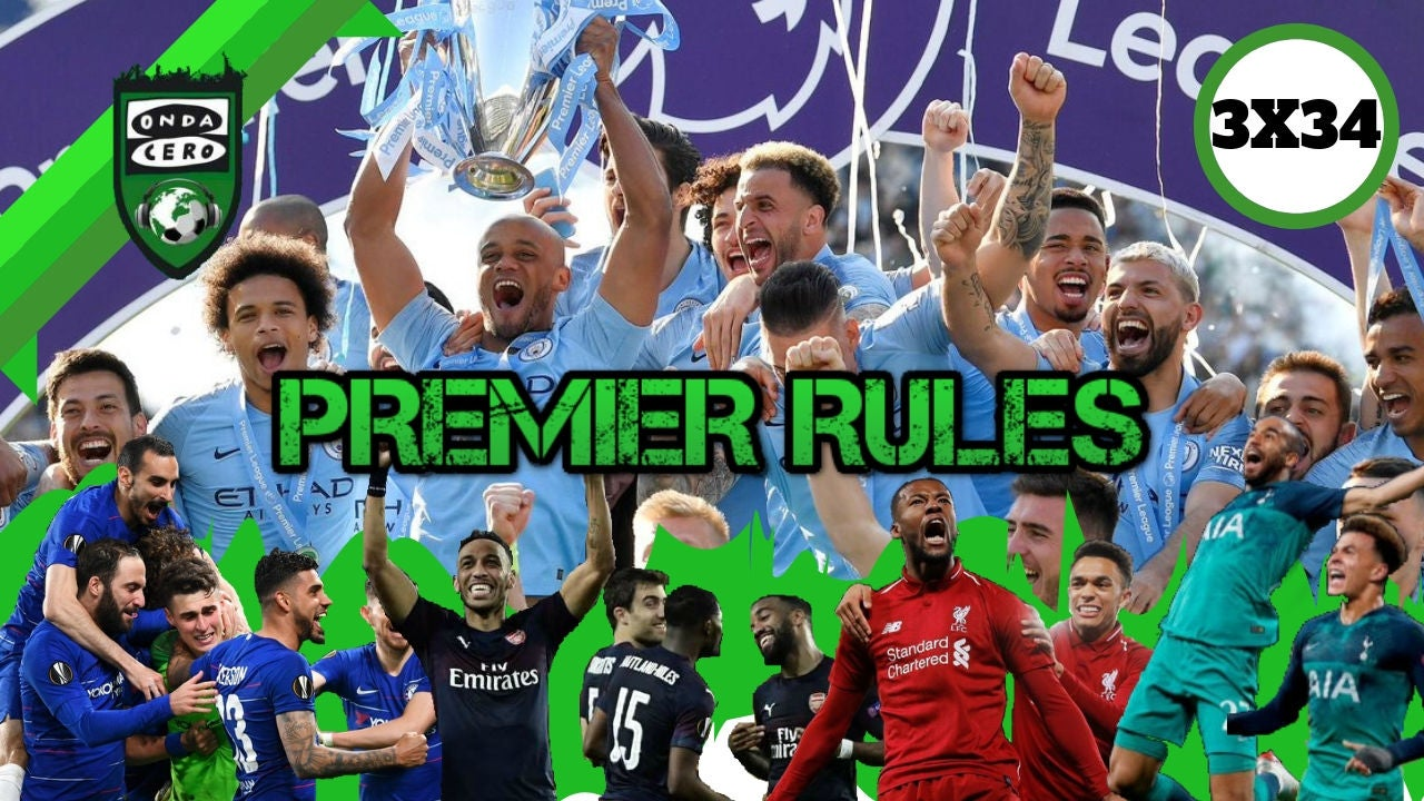 Onda Fútbol 3x34: Premier Rules