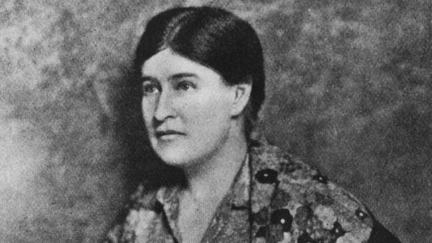 Mujeres con Historia: Willa Cather, la mejor narradora de historias de pioneros en Norteamérica