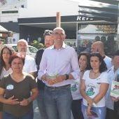 Eduardo Zorrilla, candidato de Adelante Málaga