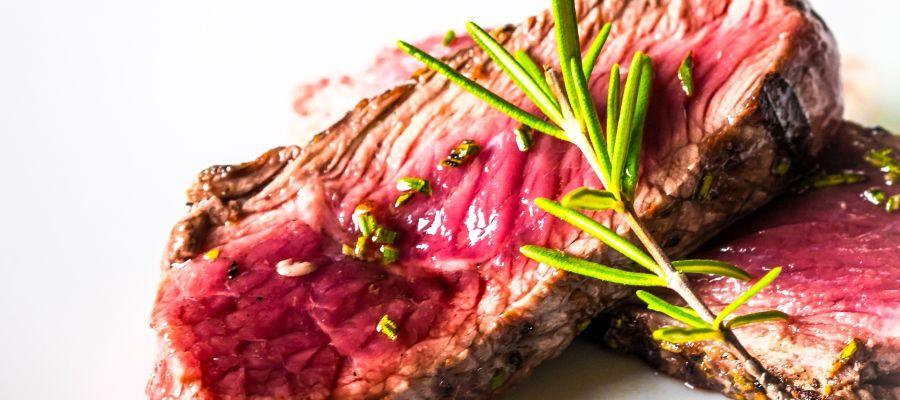 El punto perfecto de la carne