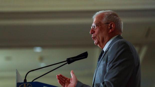 Josep Borrell anunciará  su decisión de renunciar al acta de eurodiputado