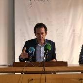 El conseller de territorio, Marc Pons.