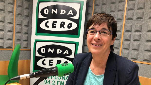 """Edurne Eguino (I-E): """"EH Bildu ha hecho poco por el reconocimiento de las víctimas de ETA en Pamplona"""""""
