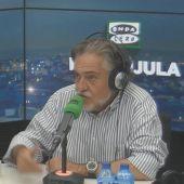 El candidato del PSOE a la Alcadía de Madrid, Pepu Hernández.