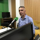 Luís Seara, candidato do BNG a alcaldía de ourense