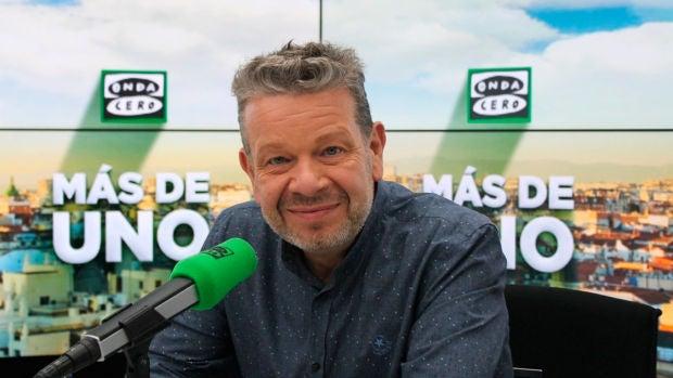 Alberto Chicote en Onda Cero
