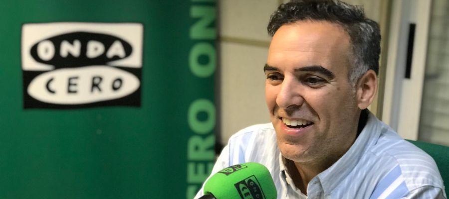 Alejandro Marín-Buck, candidato a la alcaldía de Castellón por Ciudadanos.