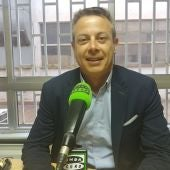Juan Pablo Izquierdo, candidato de Ciudadanos Palencia a la JCYL