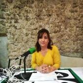 Nuria Fernández, candidata del PP