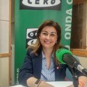 Marta Sanz, Delegada autonómica de Comunicación de Ciudadanos en CyL