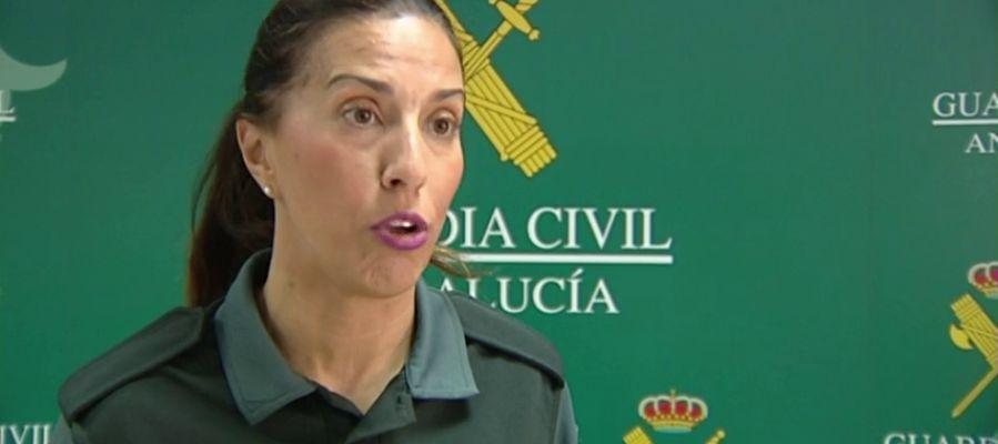 La Guardia Civil relata cómo detuvieron al hombre que caminaba enseñando los genitales