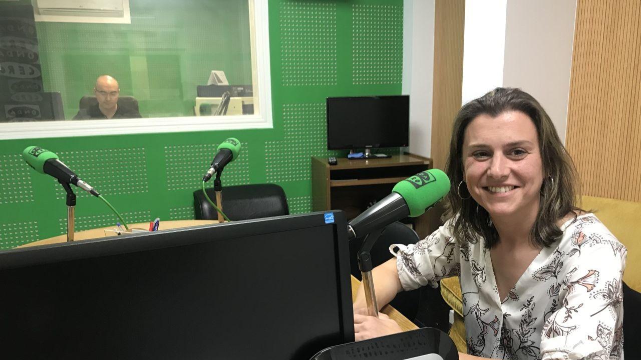 Natalia González, Número 2 Do PSOE En Onda Cero