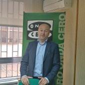 Luis Calderón, candidato del PP a la alcaldía de Paredes de Nava