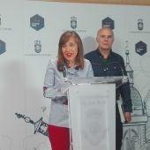 Mar Torrijos y Antonio Villarroel han presentado el debate electoral