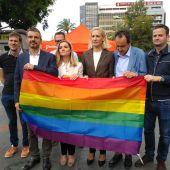 Los cabezas de lista de Ciudadanos en Baleares