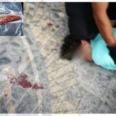 Detenido el presunto agresor de una mujer en Granada