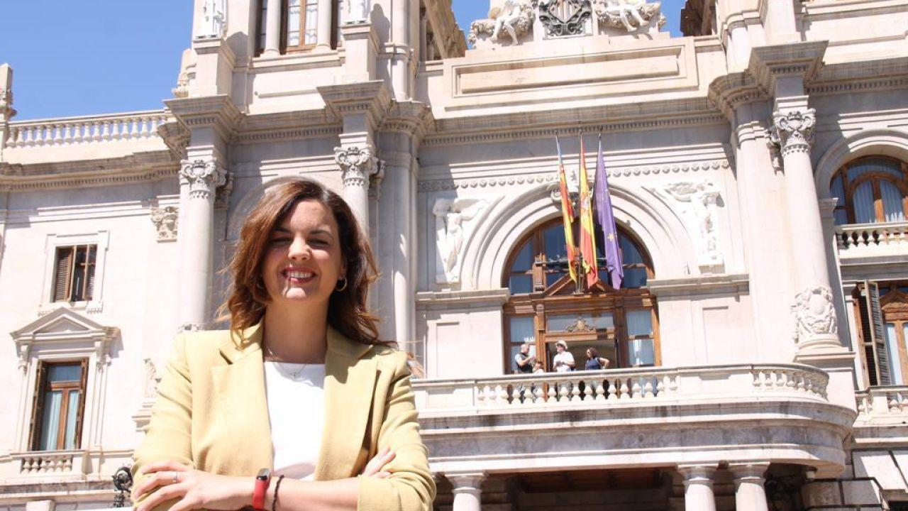 """Sandra Gómez Quiere Ser La """"Mónica Oltra"""" Del Ayuntamiento"""