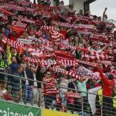 aficionados del Granada cf