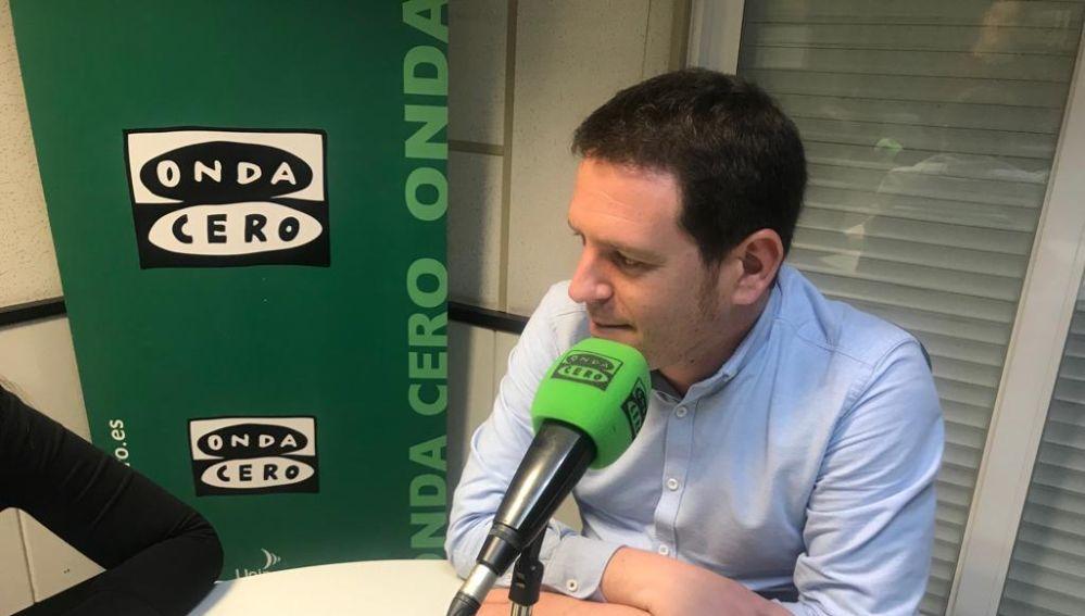 Ignasi García, número 1 de Compromís en Castelló.