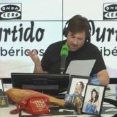 """Carlos Latre 'Piedrahita': """"Si no renueva Surtido de Ibéricos la próxima serie de moda se la reventamos a spoiler"""""""