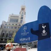 Madrid, preparada para la final de la Champions