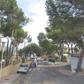 Carrer Alt de Magaluf (Calvià)