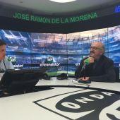 Jaume Roures en El Transistor junto a José Ramón de La Morena