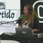 María Toledo canta en directo en Surtido de Ibéricos