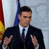 """laSexta Noticias fin de semana (01-06-19) Pedro Sánchez cumple su primer año como presidente: """"España escogió recuperar la dignidad de sus instituciones y avanzar"""""""