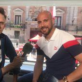 Pepe Reina entrevistado por Gonzalo Palafox