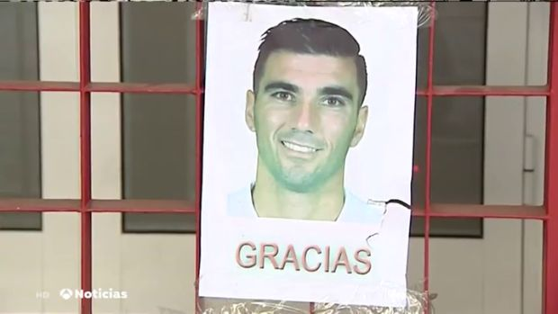 José Antonio Reyes circulaba a 237 km/h cuando sufrió el reventón de una rueda