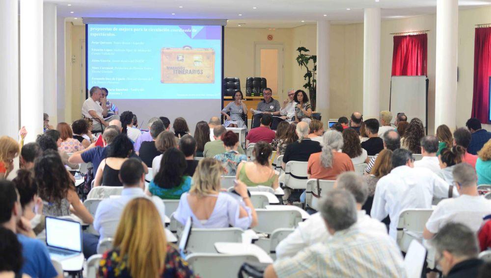 El lunes arranca en Almagro un foro de Artes Escénicas y Jóvenes