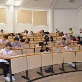 Hoy ha comenzado la EvAU en el campus de Ciudad Real
