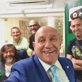 Tertulianos en Ourense en la Onda