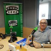 José Luis Copa. Adjunto al vicerrector de Estudios de Grado