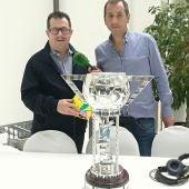 Miquel Jaume y Paco Muñoz
