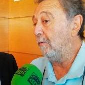 Antonio Miguel López Molina y Jesús Álvarez Contreras, profesores de la Complutense