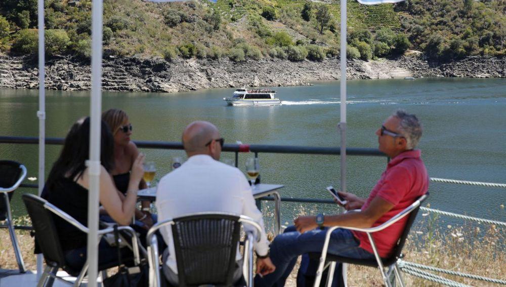 La visita de turistas se incrementa en la provincia de Ourense