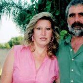 Lucía Garrido y su ex pareja Manuel Alonso