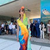 Desfile moda en Aula del Mar