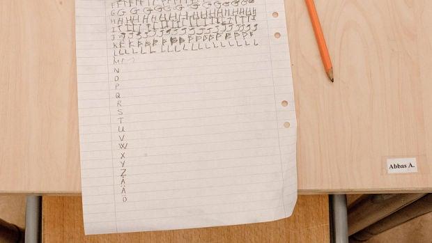 La caligrafía ¿el futuro se escribe a mano?